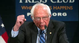 Sanders beats Clinton in Indiana