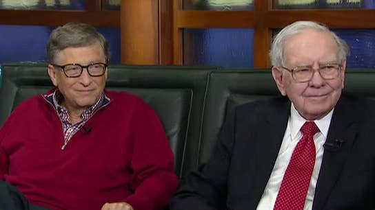 Buffett, Gates worry about threats to America