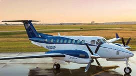 Taking a private plane just as easy as requesting an Uber car?