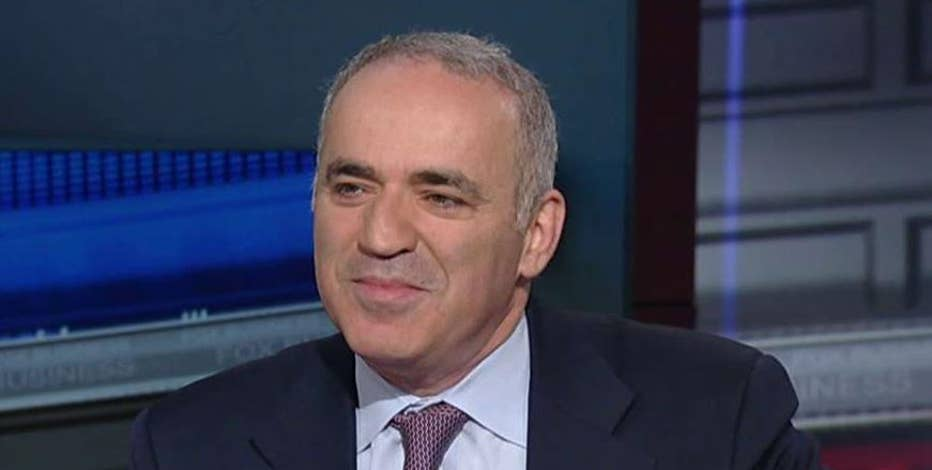 Former World Chess Champion and Human Rights Foundation chairman Garry Kasparov weighs in on the 272 million email accounts hit by a Russian hacker.