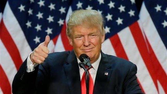 Super PAC seeks $100M for Trump