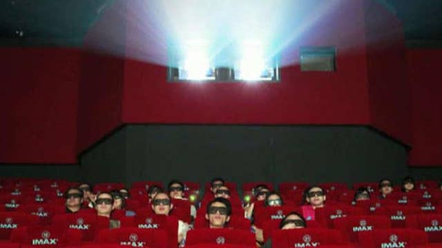 IMAX to bring virtual reality to theaters
