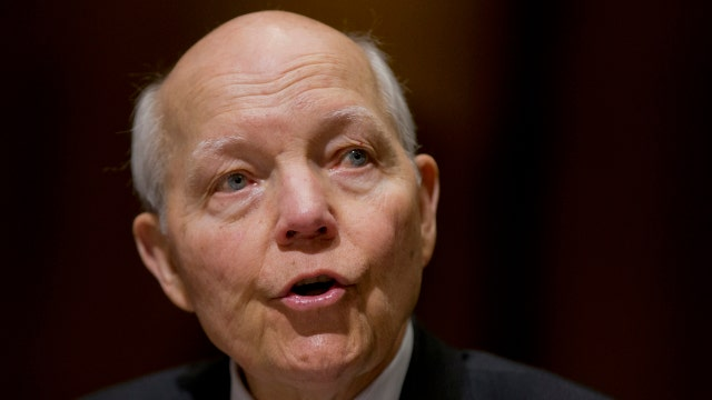 IRS still continuing to target conservatives?