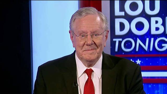 Steve Forbes: Clinton is a poor candidate
