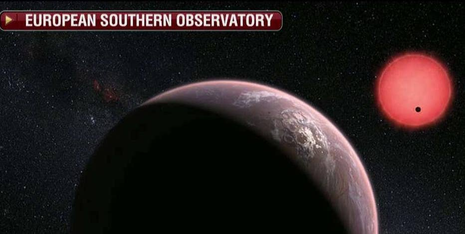 Popular Science editor Sophie Bushwick discusses the three new Earth-like planets discovered orbiting a dwarf star which have the potential to support life.