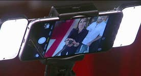 Selfie stick gets high-end makeover