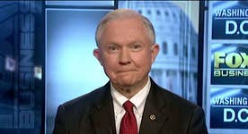 Sen. Sessions: Trump has certainly appealed to the American people