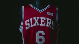 Philadelphia 76ers First Team Ever to Put Ad on Jerseys