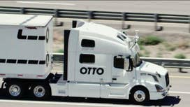 Self-Driving Big Rigs Could Become Reality