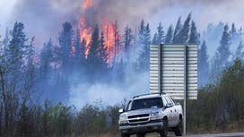 Fire expert on how Canadas wildfire is burning oil
