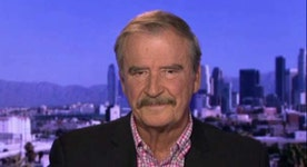 Vicente Fox: If U.S. cedes its world leadership, very bad things will happen