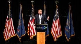 Trump spokeswoman on VP search, Clinton strategy