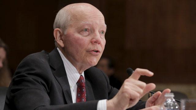 IRS commissioner facing impeachment