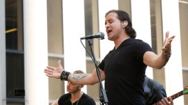 FOXBusiness.com Exclusive: 5 Questions and a Plug with Creed's Scott Stapp