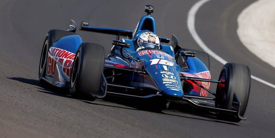 IndyCar driver Graham Rahal and Jared Max on the excitement leading up to the Indianapolis 500.
