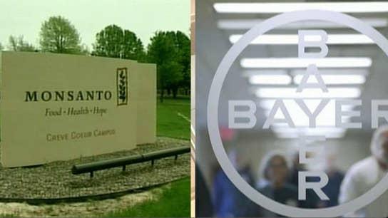Bayer makes $62B bid for Monsanto