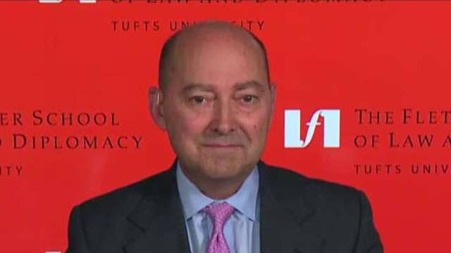 Stavridis: Russians don't have a strong hand of cards to play against the NATO alliance