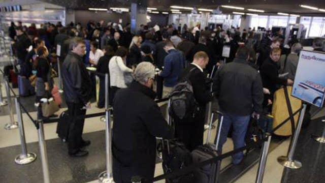 Long TSA lines expected to continue through summer
