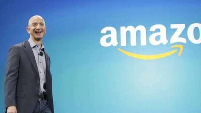 Bezos shoots back at Trump