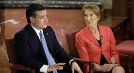 Has the Fiorina VP selection had any effect on the Cruz campaign?