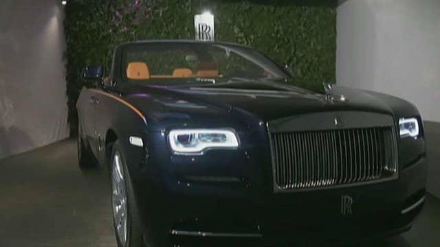 $423K Rolls-Royce wins Robb Report's best convertible
