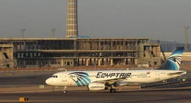What happened to the EgyptAir flight?