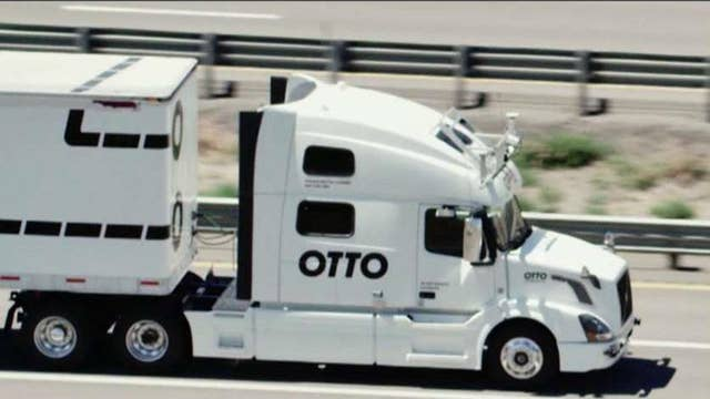 Can self-driving trucks become a reality?
