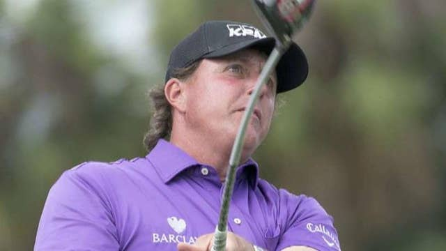 Phil Mickelson named in SEC insider trading case