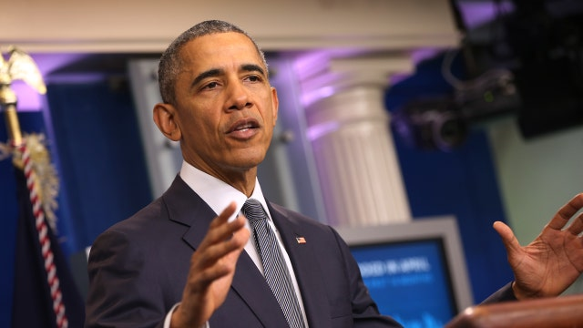 Obama: Congress should reform our tax code