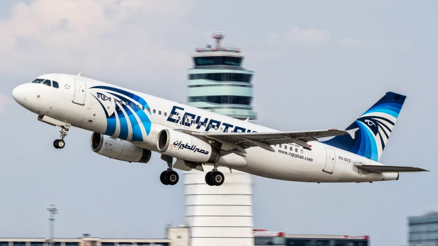 Confusion amid EgyptAir search