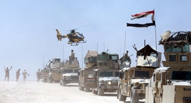 How much control does ISIS have in Iraq?