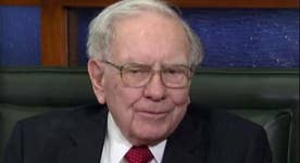 Warren Buffett: Rate hikes dont factor into 1&#37&#x3b; of decisions on buying businesses