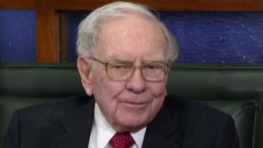 Warren Buffett: Rate hikes don't factor into 1% of decisions on buying businesses