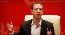 Zuckerberg meets with conservatives