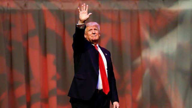 Can Trump keep gaining popularity amongst voters?