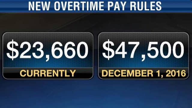 Small business reacts to new overtime rules
