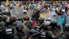 Is Venezuela on the verge of falling?