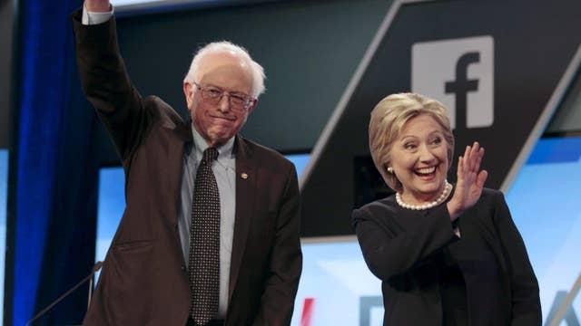 Varney's take on the 'ugly' Democrat race