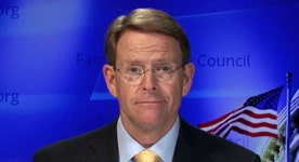 Tony Perkins' take on VA wait times, political correctness