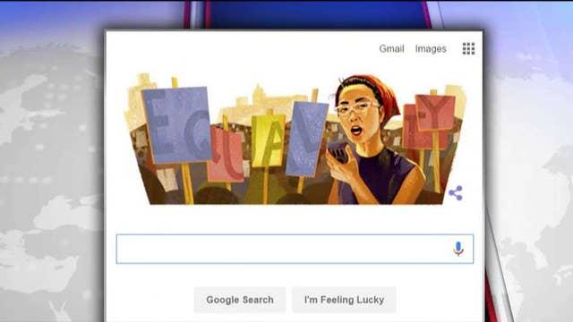 Why is Google honoring an Al Qaeda sympathizer?
