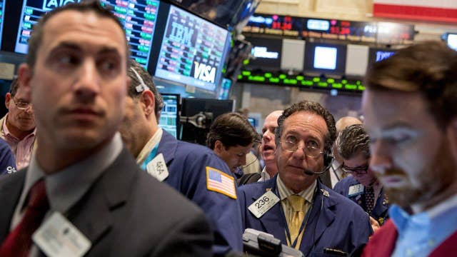 Testosterone causing 'financial aggression' on Wall Street?