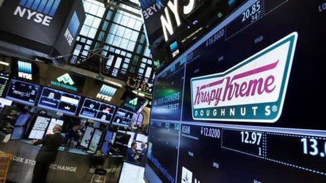 Krispy Kreme goes private