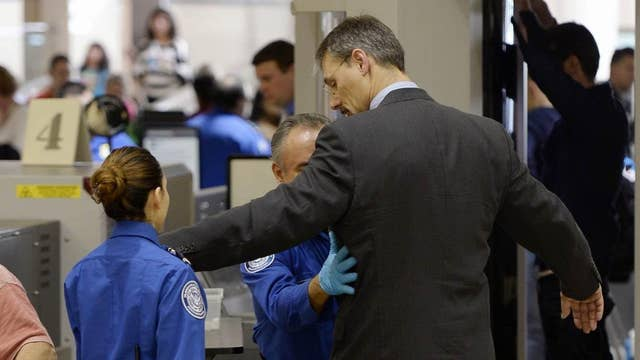 Will EgyptAir crash impact airport security?