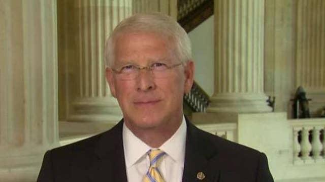 Sen. Wicker on financing Senate re-election campaigns