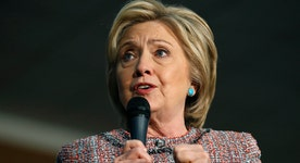 Should Clinton continue presidential bid if indicted?