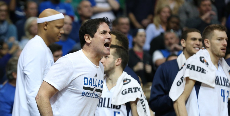 """Dallas Mavericks owner Mark Cuban says Donald Trump has excited the """"what about me tribe"""" of the United States and thinks the country has become less partisan."""