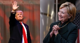 Clinton, Trump have high unfavorable ratings