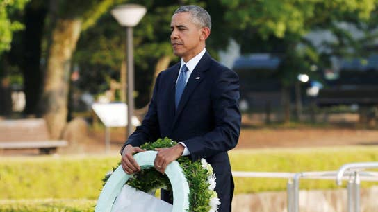 Is Obama focusing on his long-term legacy?