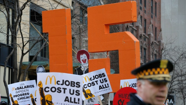 Could a minimum wage increase discourage workers?