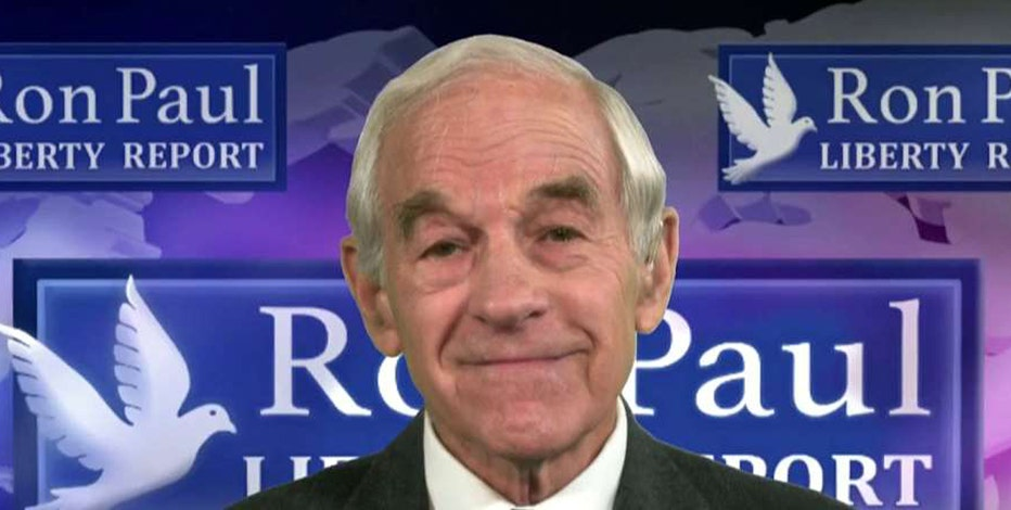 Former Rep. Ron Paul, (R-Texas), argues the U.S. can do without the IRS, TSA and VA.